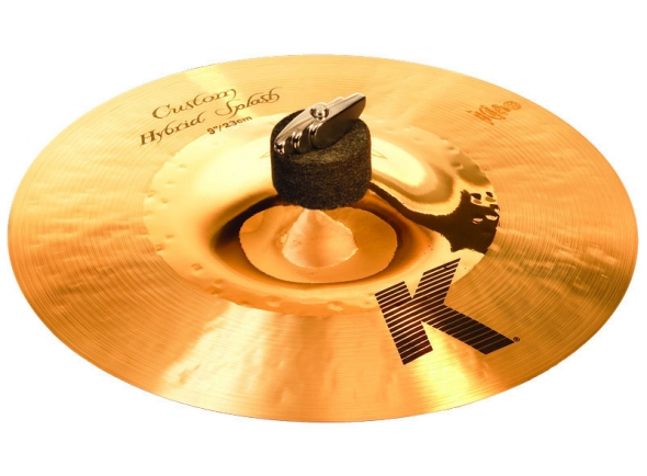 Pratos splash Zildjian K-Custom Hybrid Splash 9