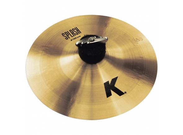 "Pratos splash Zildjian K0857 8"" Splash"