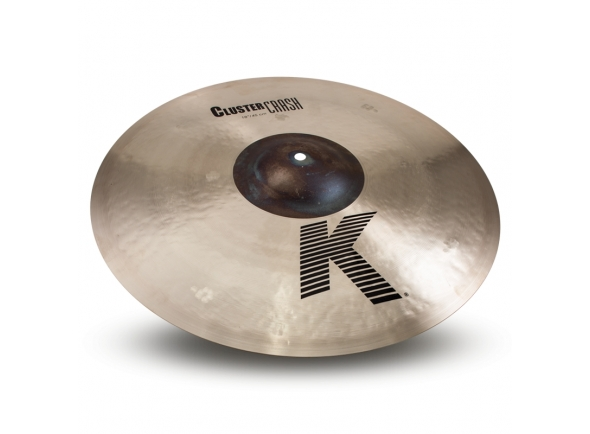 Pratos Crash Zildjian K0933 - CLUSTER CRASH 18""