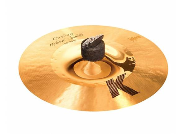 "Pratos splash Zildjian K1209 9"" Hybrid Splash"