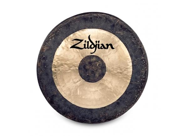Gongo de orquestra/Pratos Especiais Zildjian P0502 - Gongo tradicional 40