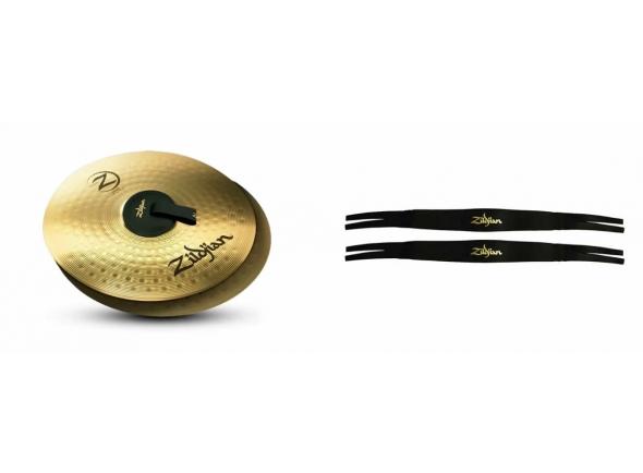 Pratos Especiais Zildjian Planet Z Band 14 c/Correia
