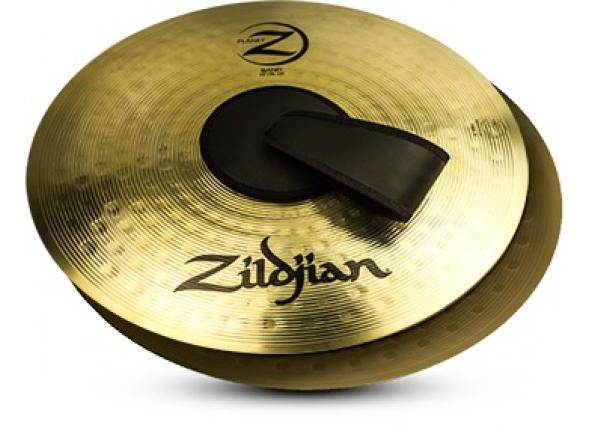 Pratos de Marcha Zildjian PLZ16BPR Planet Z Series 16 Band Cymbals Pair