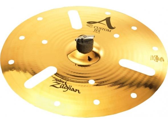 Pratos Especiais Zildjian Prato 14 A Custom EFX A20814