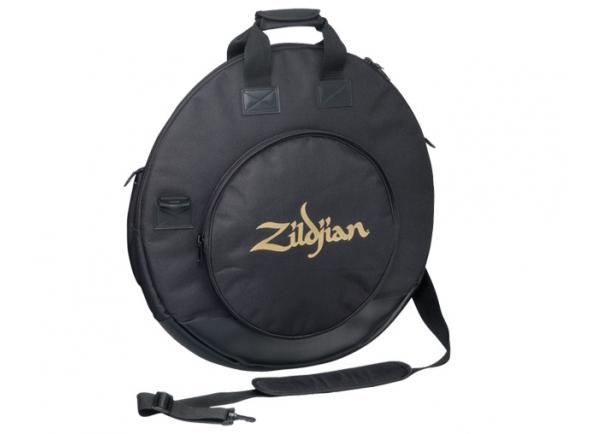 Bolsas para Pratos Zildjian  Saco para Pratos  P0738 Super bag 24' Preto