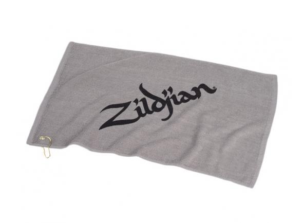 Limpeza e Manutenção Zildjian  Toalha para Baterista  Super Towel Branco