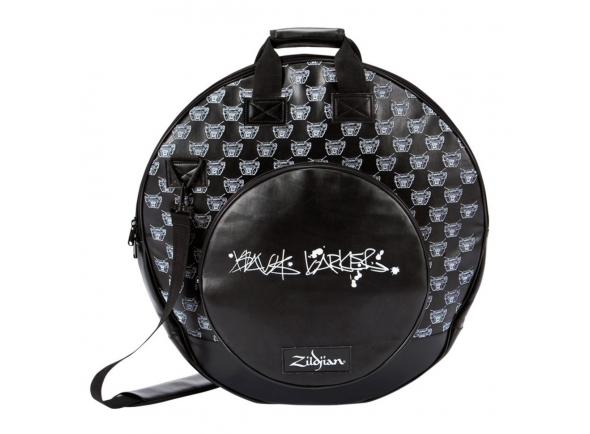 Bolsas para Pratos Zildjian Travis Barker Signature Deluxe Cymbal Case