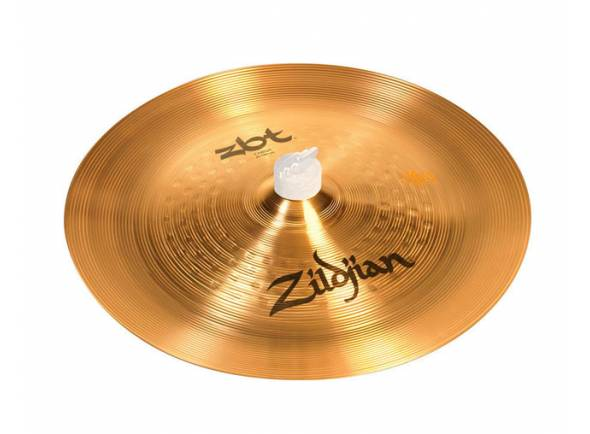 "Prato 16"" China/Pratos Especiais Zildjian ZBT16CH 16"" China"