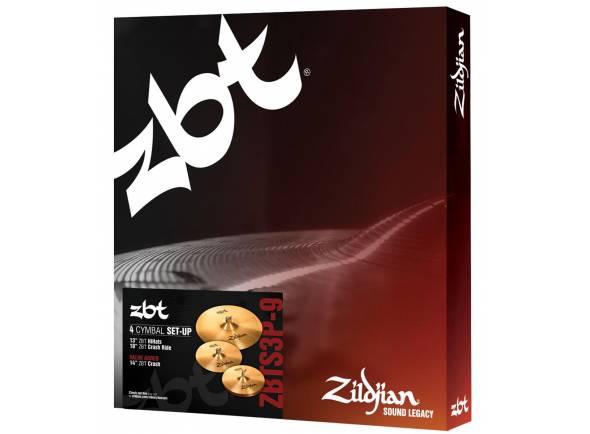 Pratos Especiais Zildjian ZBTS3P-9