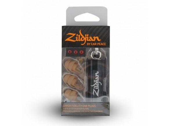 Protetor Auricular/Auscultadores e protecção auricular Zildjian ZPLUGST Protector Auricular