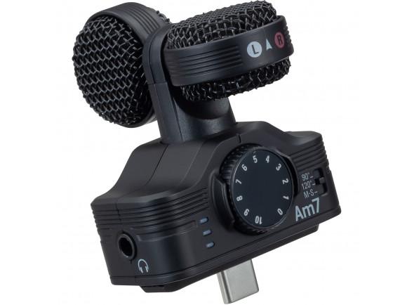 Microfone USB Zoom  Am7