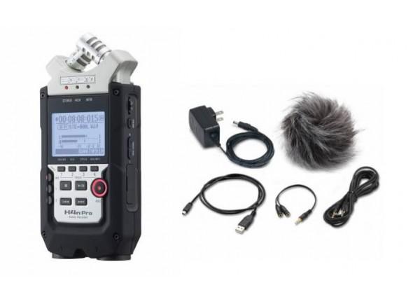 Gravadores Digitais Zoom APH-4n Pro Pack