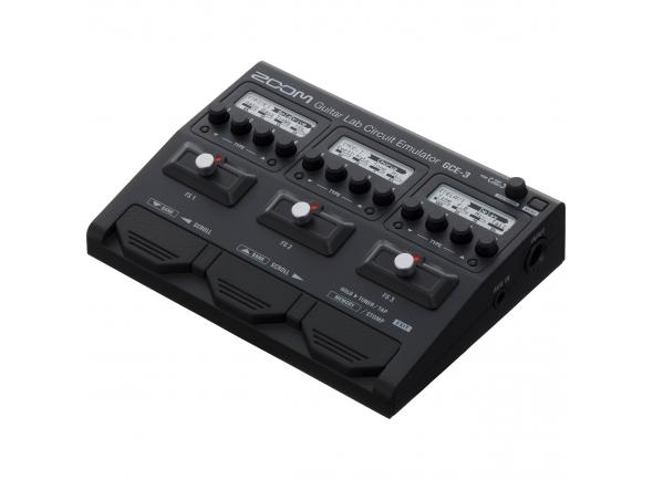 Outros efeitos para guitarra elétrica Zoom GCE-3 USB Guitar Interface