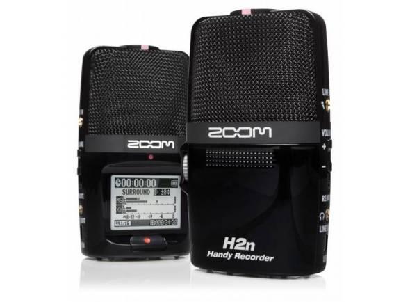 Gravadores Digitais Zoom H2n