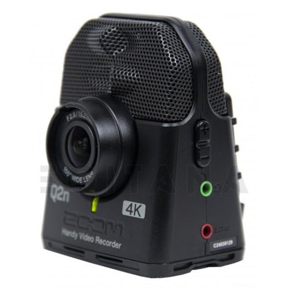 Gravador Digital /Gravadores Digitais Zoom Q2n-4K