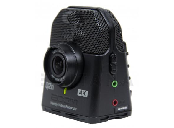 Gravadores Digitais Zoom Q2n-4K B-Stock