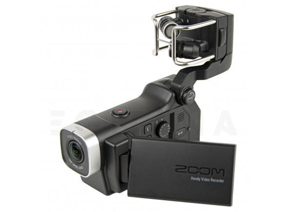 Gravadores Digitais Zoom Q8 B-Stock